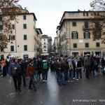Poche persone a Lucca