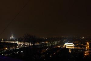 Vista di Torino da monte dei Cappuccini