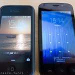 KomuMini vs iPhone 4S