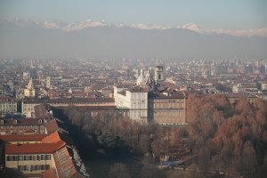 Vista di Torino dalla Mole Antonelliana