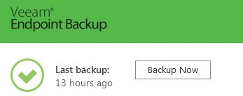 Backup del PC gratis con Veeam