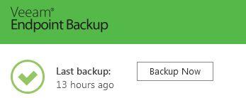 Backup del PC gratis con Veeam