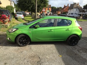 Vauxall Corsa