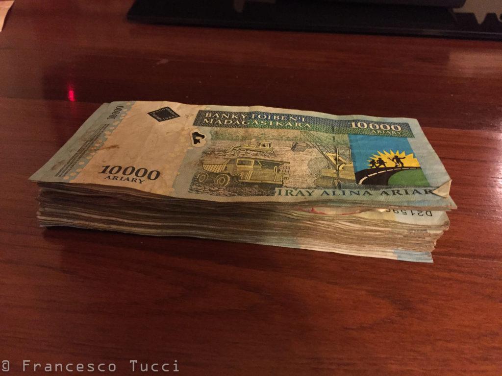 Queste banconote equivalgono a 200€