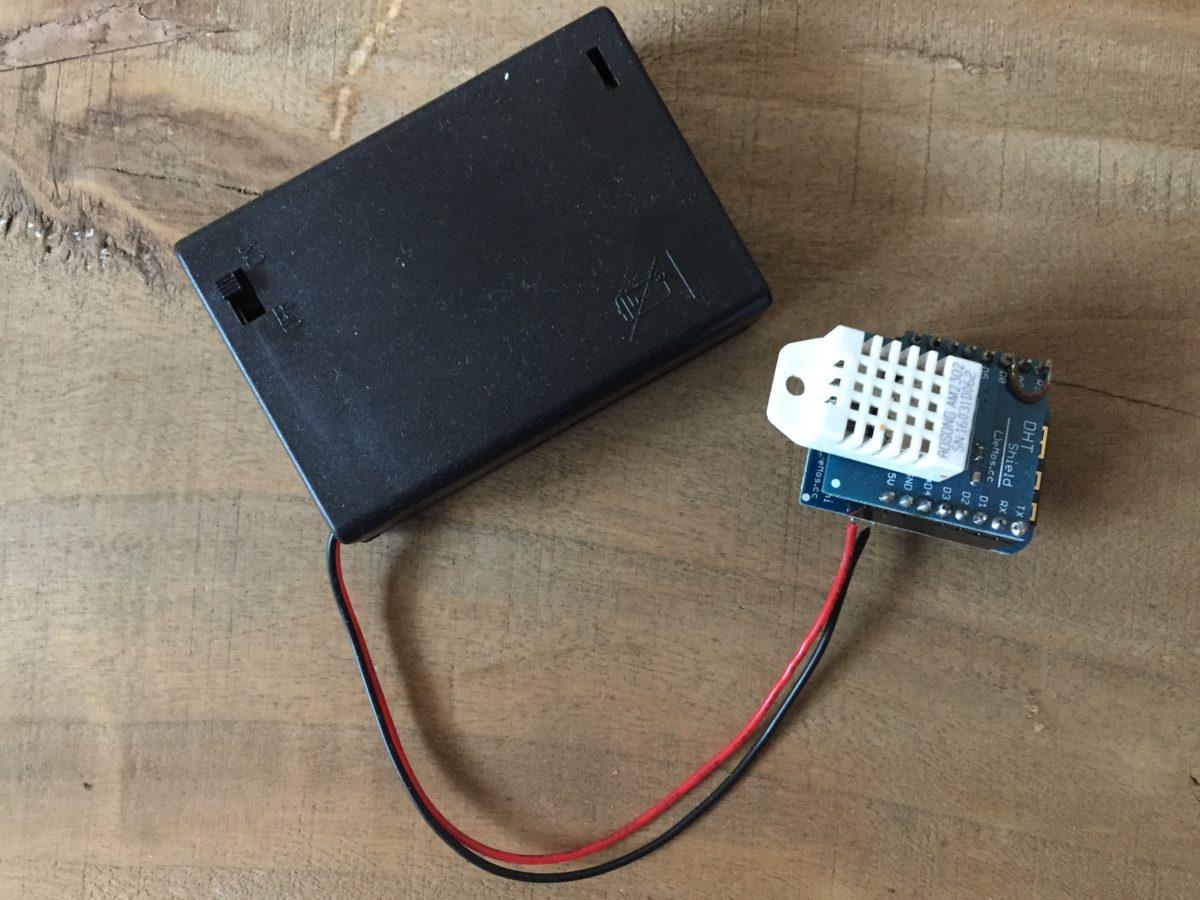 Sensore di temperatura WiFi
