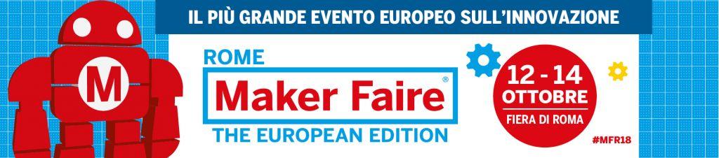 Roma Maker Faire 2018